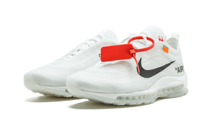 OFF WHITE X NIKE AIR MAX 97 WOLF GREY MENTA – CornerKickz