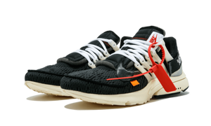 OFF-WHITE X NIKE AIR PRESTO W&B
