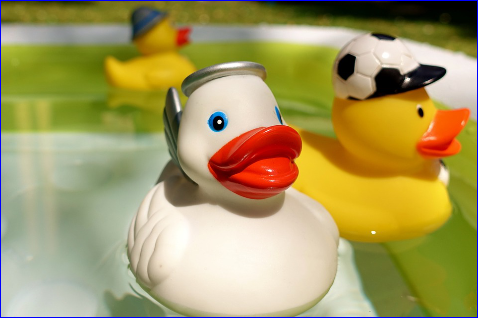 Enhance Your Kid's Bathing Experience With Bath Toys