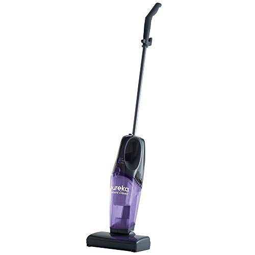 Eureka 95B 2-in-1 Stick & Handheld, Lightweight Rechargeable Cordless Vacuum Cleaner, Purple