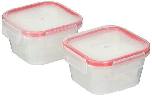 Snapware Airtight Plastic Food Storage Container Set (4-Piece)