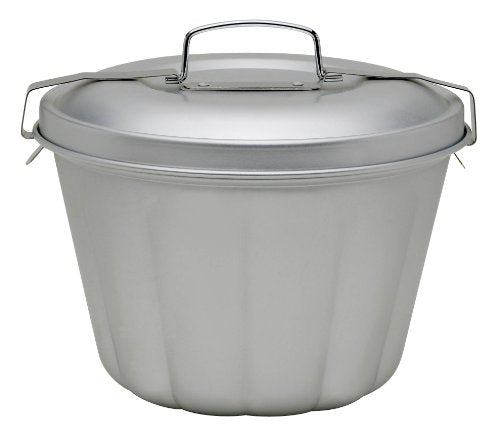 Mrs. Anderson's Baking  43715 Non-Stick Steamed Pudding Mold with Lid, 1.6-Liters FBAB009J9BF3O