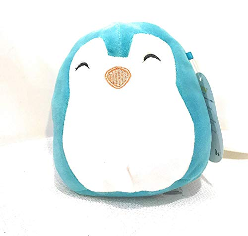 "Squishmallow Original Kellytoy Teal Penguin Tanner  16"" Super Soft Plush Toy Stuffed Animal Pet Pillow Gift"