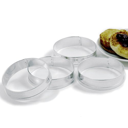 Norpro Muffin Rings, Set of 4 FBAB0001VQIHW