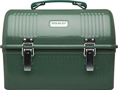 Stanley Classic Lunch Box, Hammer Tone Green, 10-Quart