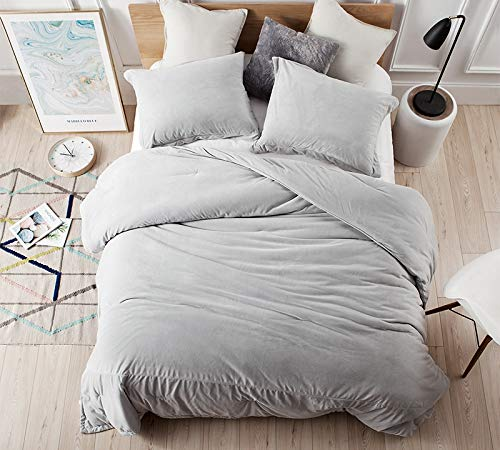 Byourbed Coma Inducer Twin XL Comforter - Baby Bird - Glacier Gray