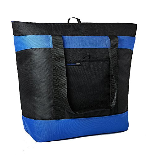 Rachael Ray Jumbo ChillOut Thermal Tote (Black)