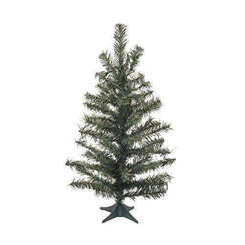 Vickerman Canadian Pine Tabletop Tree