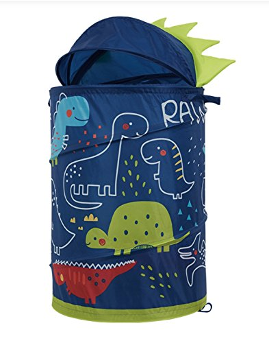 BEST SELLER DINOSAURS HAMPER IDEAL FOR LAUNDRY BASKET OR STORE