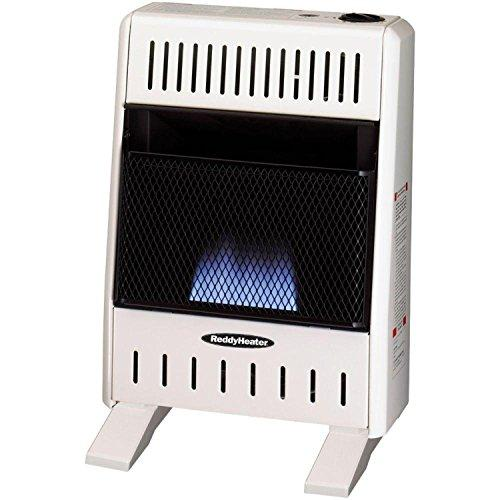 Reddy Heater 10,000 Btu Blue Flame Dual-Fuel Wall Heater
