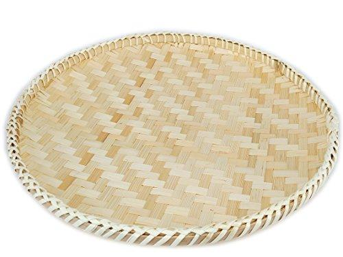 Extra Large Bamboo Wood Serving Platter