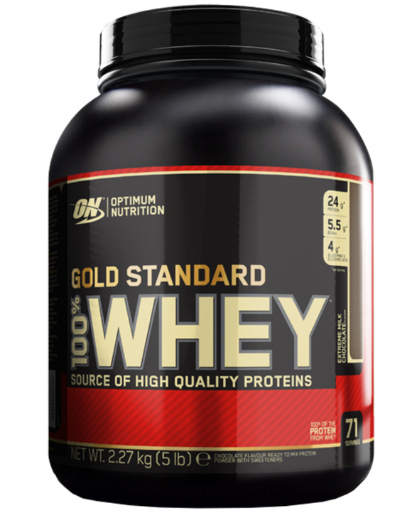 Optimum Nutrition - Gold Standard 100 % Whey 2,27 kg