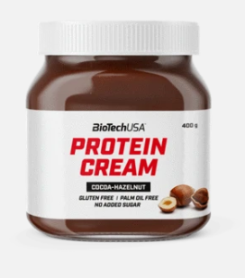BioTech USA - Protein Cream 400 g