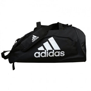 Adidas - Sporttasche Shoulder Strap CS Black/White ca 50L
