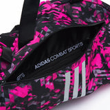 Adidas - Sporttasche 2in1 Combat Sports Pink Camo/Silver M