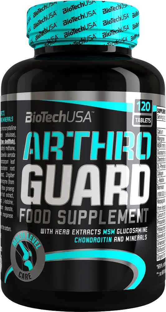 BioTech - Arthro Guard 120 Tabletten