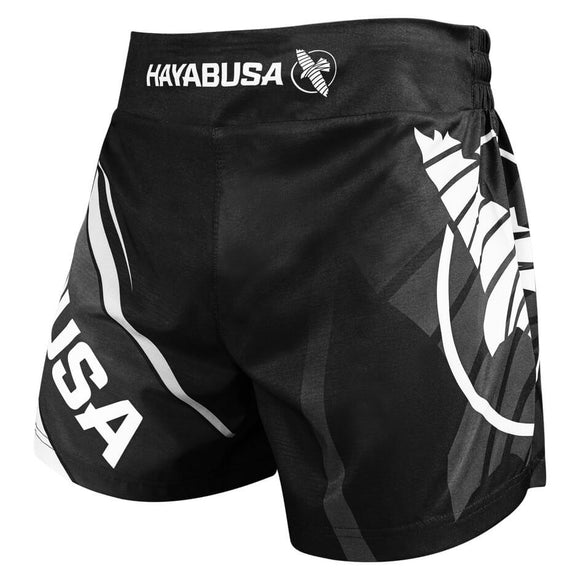 HAYABUSA SHORTS 2.0 - BLACK