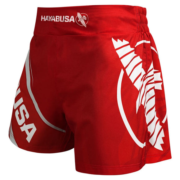 HAYABUSA  SHORTS 2.0 - RED
