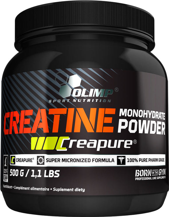 Olimp - Creatine Monohydrate Powder 500g Creapure