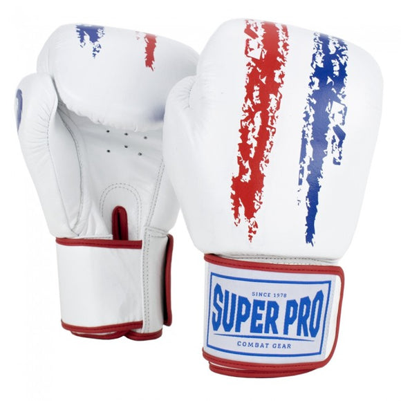 Super Pro - Warrior Boxhandschuhe 10oz
