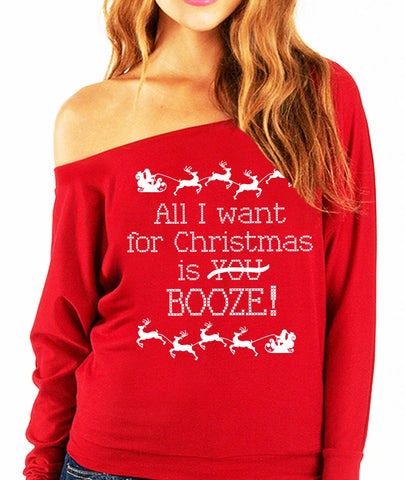 All I Want for Christmas is B00ZE!