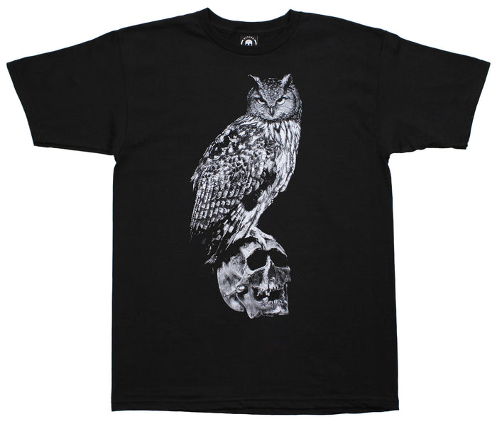 NIGHT OWL-BLACK/WHITE