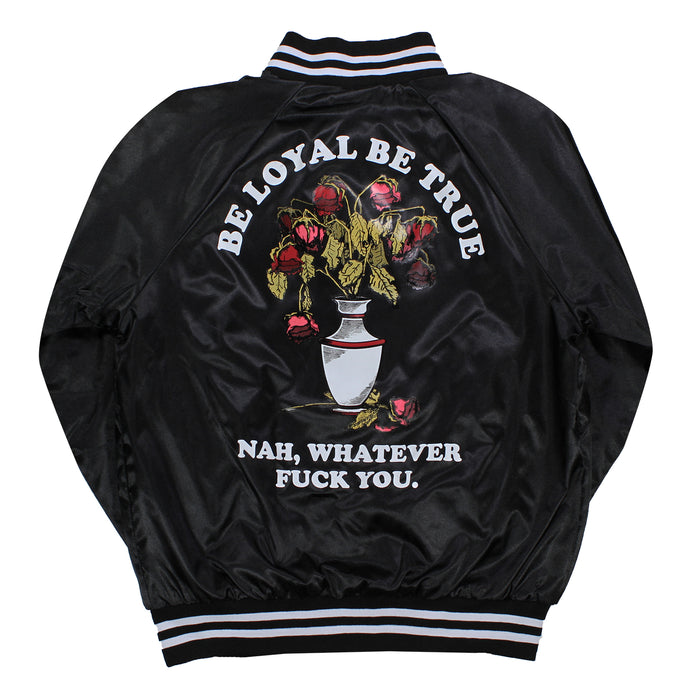 BE LOYAL JACKET-BLACK