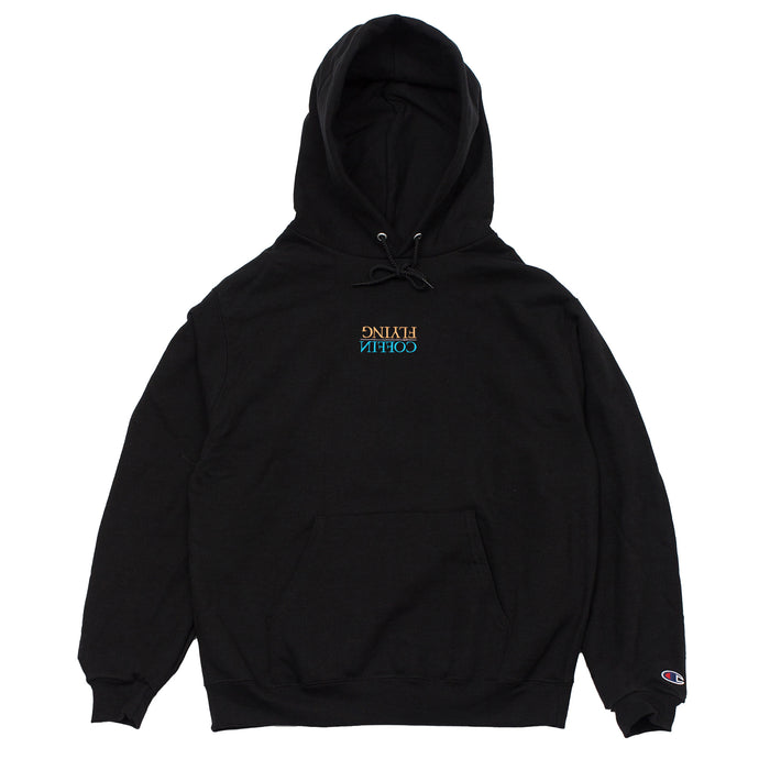 EYE TEST PULLOVER-BLACK