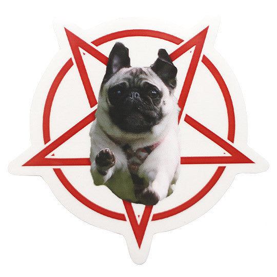 HELL HOUND REDUX-STICKER