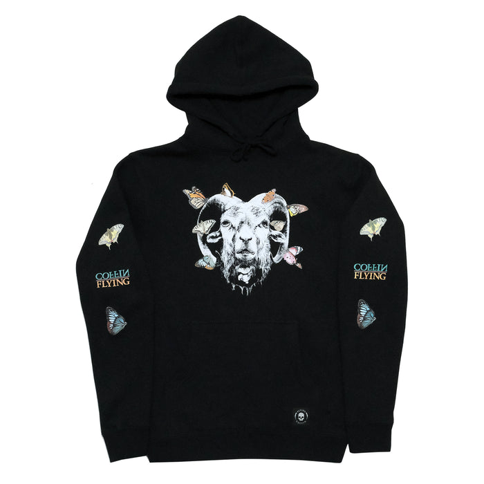 INSECTA PULLOVER-BLACK