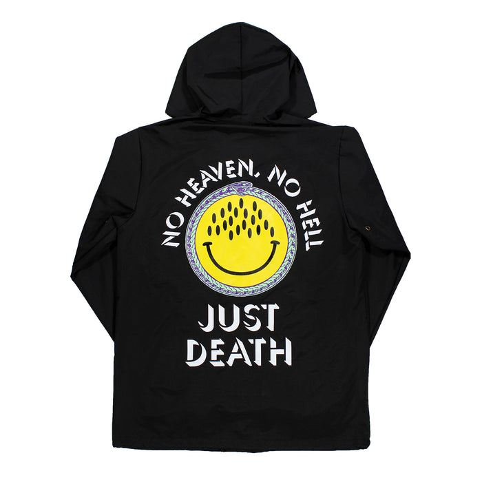 JUST DEATH JACKET-BLACK