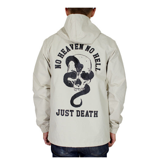 JUST DEATH SHELL-KHAKI