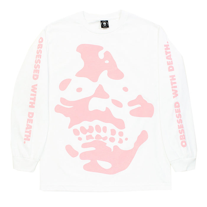 OBSESSED L/S-WHITE