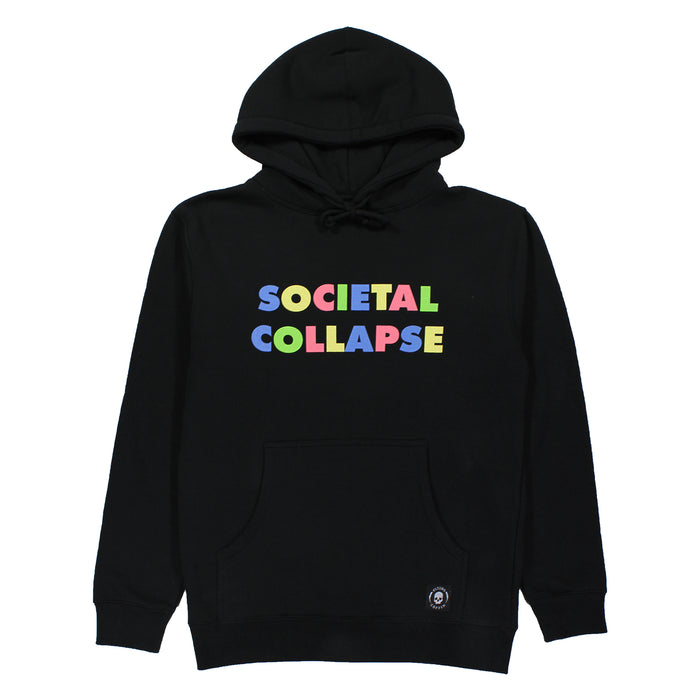 SOCIETAL COLLAPSE-PULLOVER