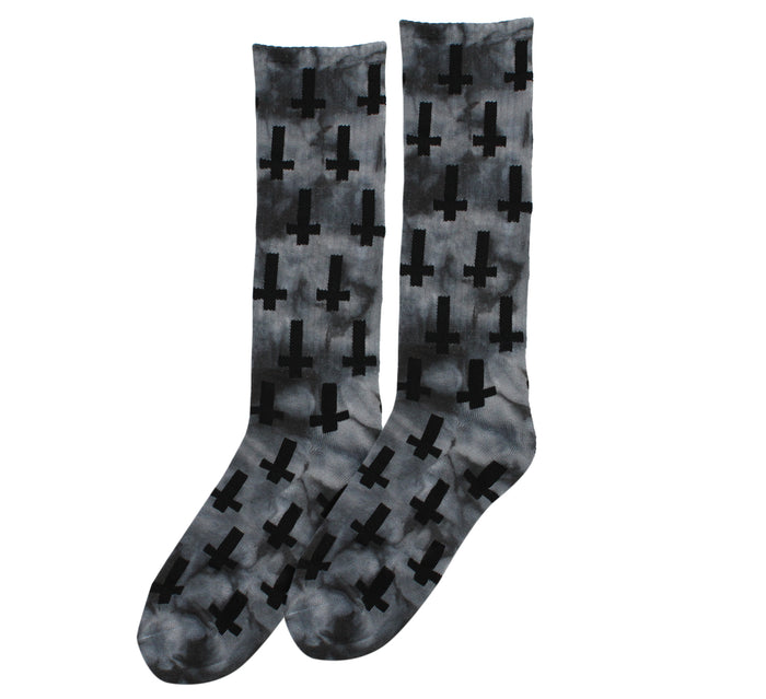 inversion socks-tie dye