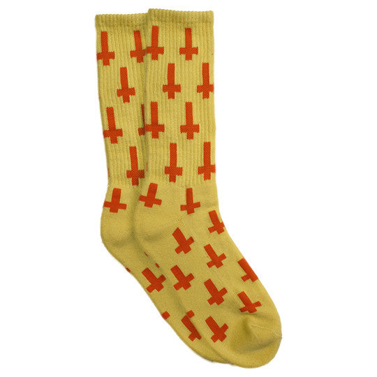 inversion socks-yellow/orange
