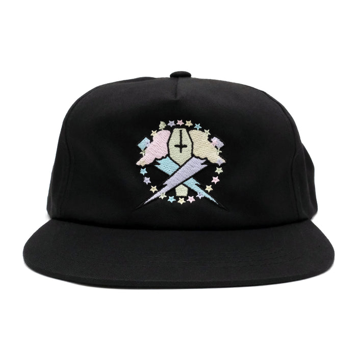 BOLTS SNAPBACK-MULTI/GLOW