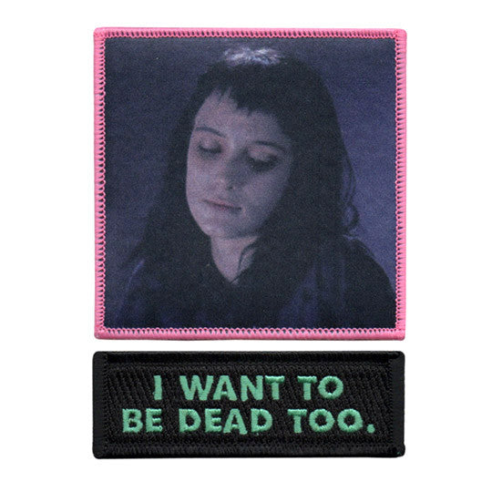 LYDIA / DEAD TOO PATCH SET