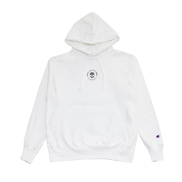 SHOCKTROOPER STATIC PULLOVER-WHITE