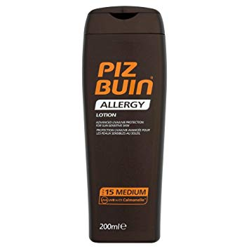 Piz Buin Allergy Lotion SPF 15 200ml