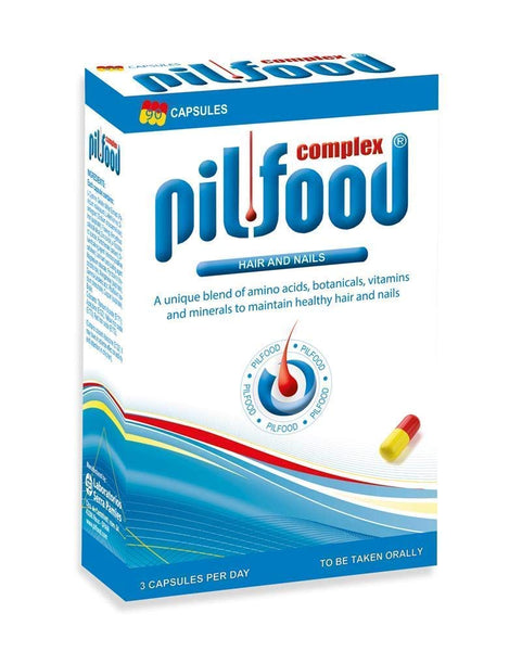 Pilfood Hair Loss Treatment x 60