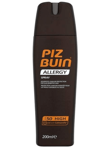 Piz Buin Allergy Spray SPF 50+ 200ml
