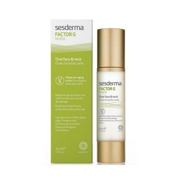 Sesderma Factor G Renew Oval Face and Neck 50ml