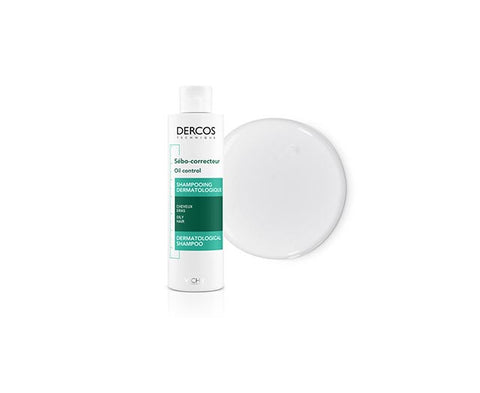 Dercos Sebocorretor Shampoo Advanced Action 200ml