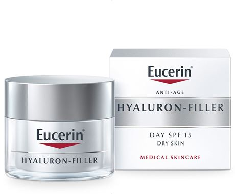 Eucerin Hyaluron-Filler Day SPF 15 Rich Cream 50ml