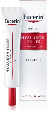 Eucerin Hyaluron-Filler + Volume-Lift Eye Cream SPF 15 15ml