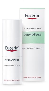 Eucerin DERMOPURE Mattifying Fluid 50ml