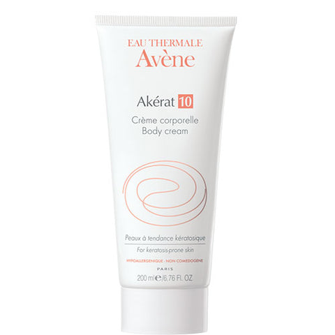 Avène Akerat 10 Body Cream 200ml