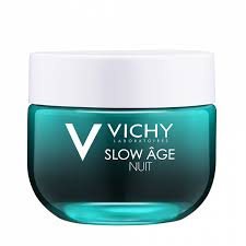 Vichy Slow Age Night Cream and Mask 50ml