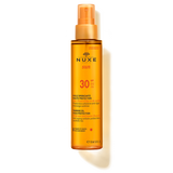 Nuxe Sun Tanning Oil for Face and Body FPS30 150ml